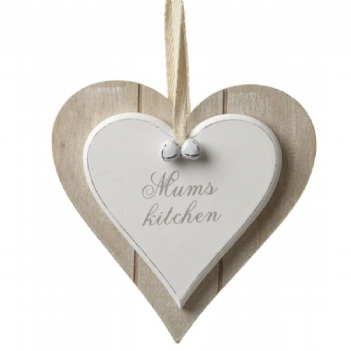 Heaven Sends -  Mum's Kitchen - Hanging Heart